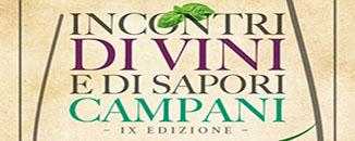 Incontri di vini e di sapori campani - IX edizione